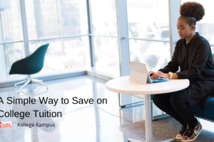 A Simple Way to Save on College Tuition